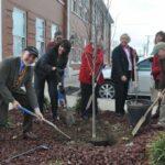 Bernheim helps Plant Bullitt County's new official trees