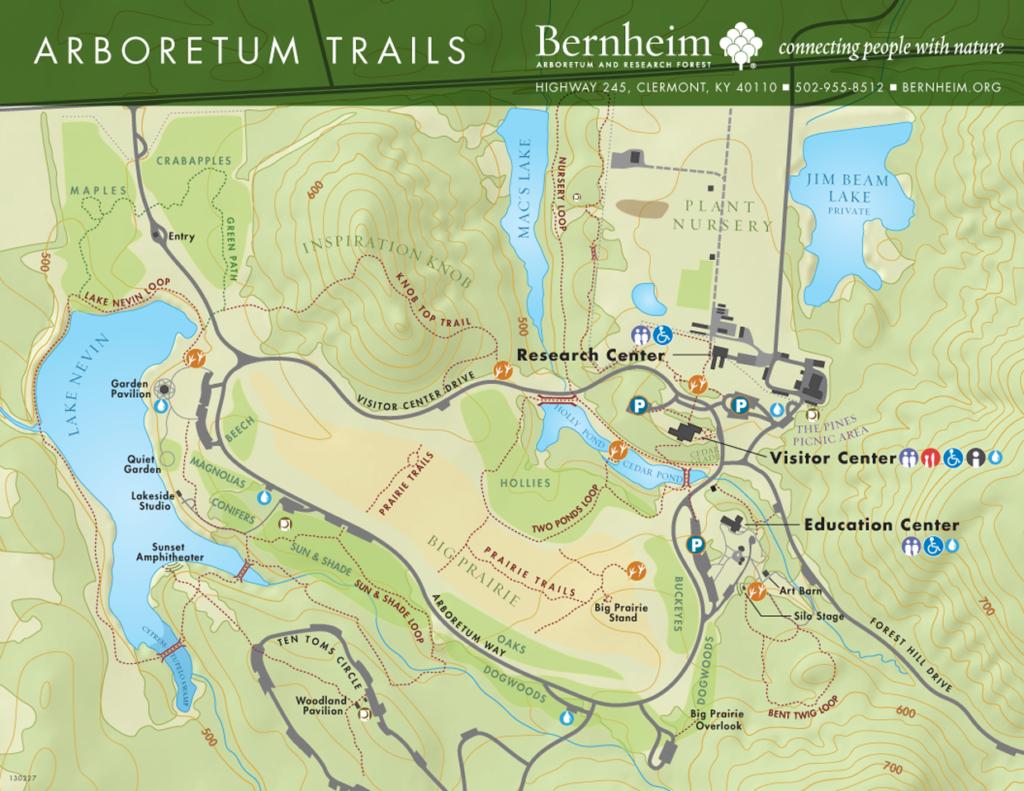 Bernheim Arboretum Trails