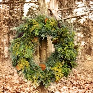 Make Your Own Wreath at Bernheim