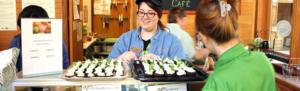 Job Announcement: Café Team Leader