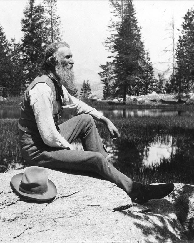 In Muir's Steps: Celebrating the 150th Anniversary of John Muir's Trek Through Kentucky Part 1