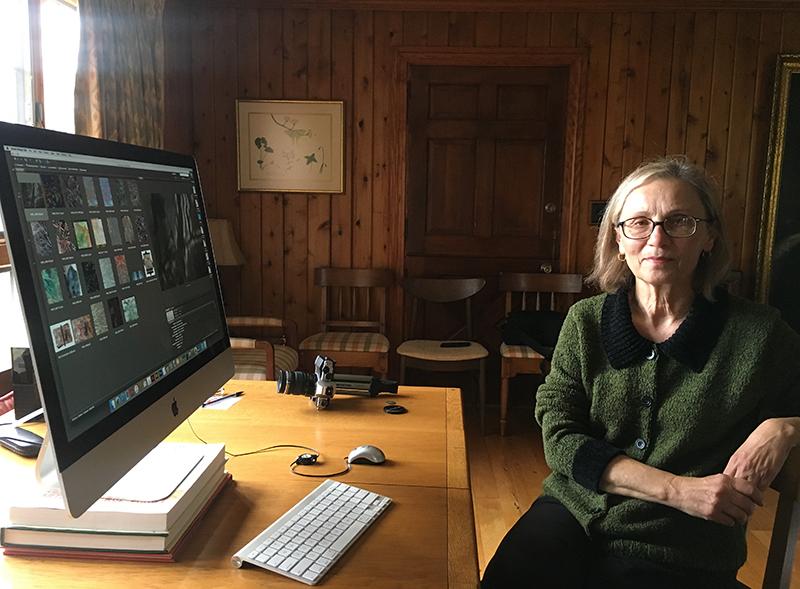 Meet Bernheim Artist in Residence Irene Imfeld