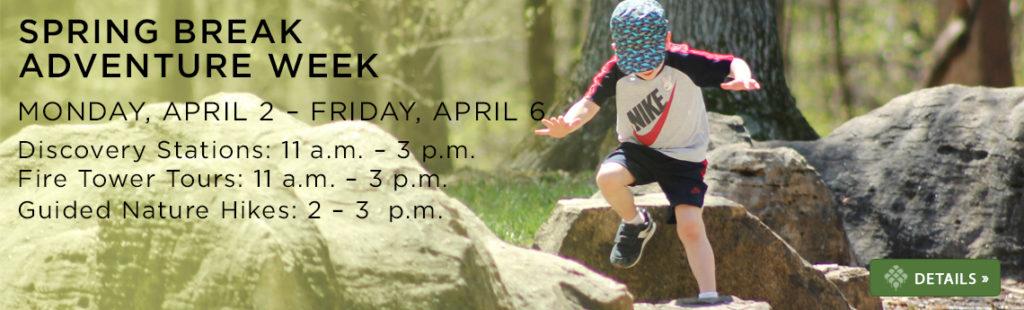 Spring Break Adventure Week