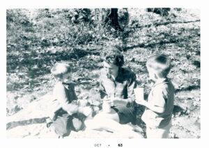 My Bernheim Story: Claude Stephens