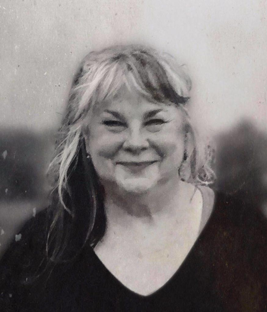 Artist in Residence Janice Lee Kelly arrives at Bernheim