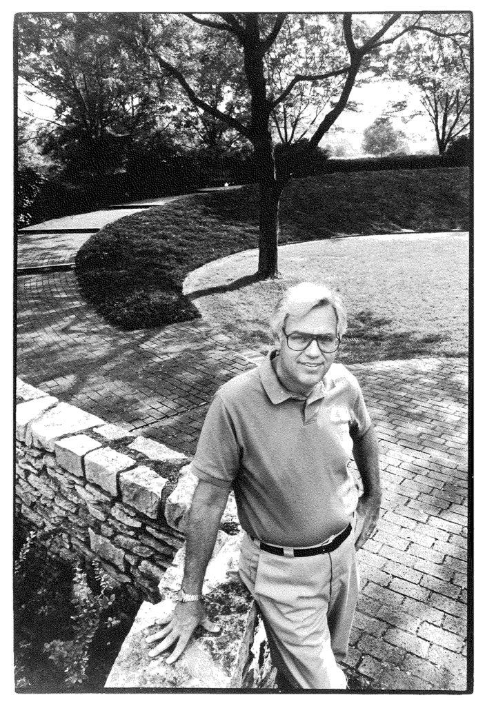 Bernheim at 90: Mac McClure, A Future of Preservation