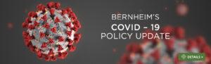 COVID-19 Update, March 16, 2020