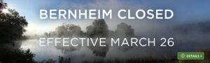 Bernheim COVID-19 Update March 25, 2020