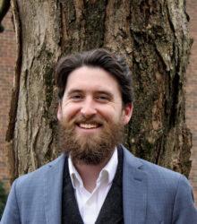 Evan Patrick joins Bernheim as Natural Areas Manager
