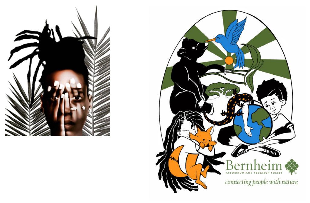 Announcing Bernheim Artist Apparel Limited Edition Series 2020 WINNERS