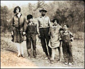 The Jacksons of Bernheim
