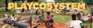 Playcosystem now open!