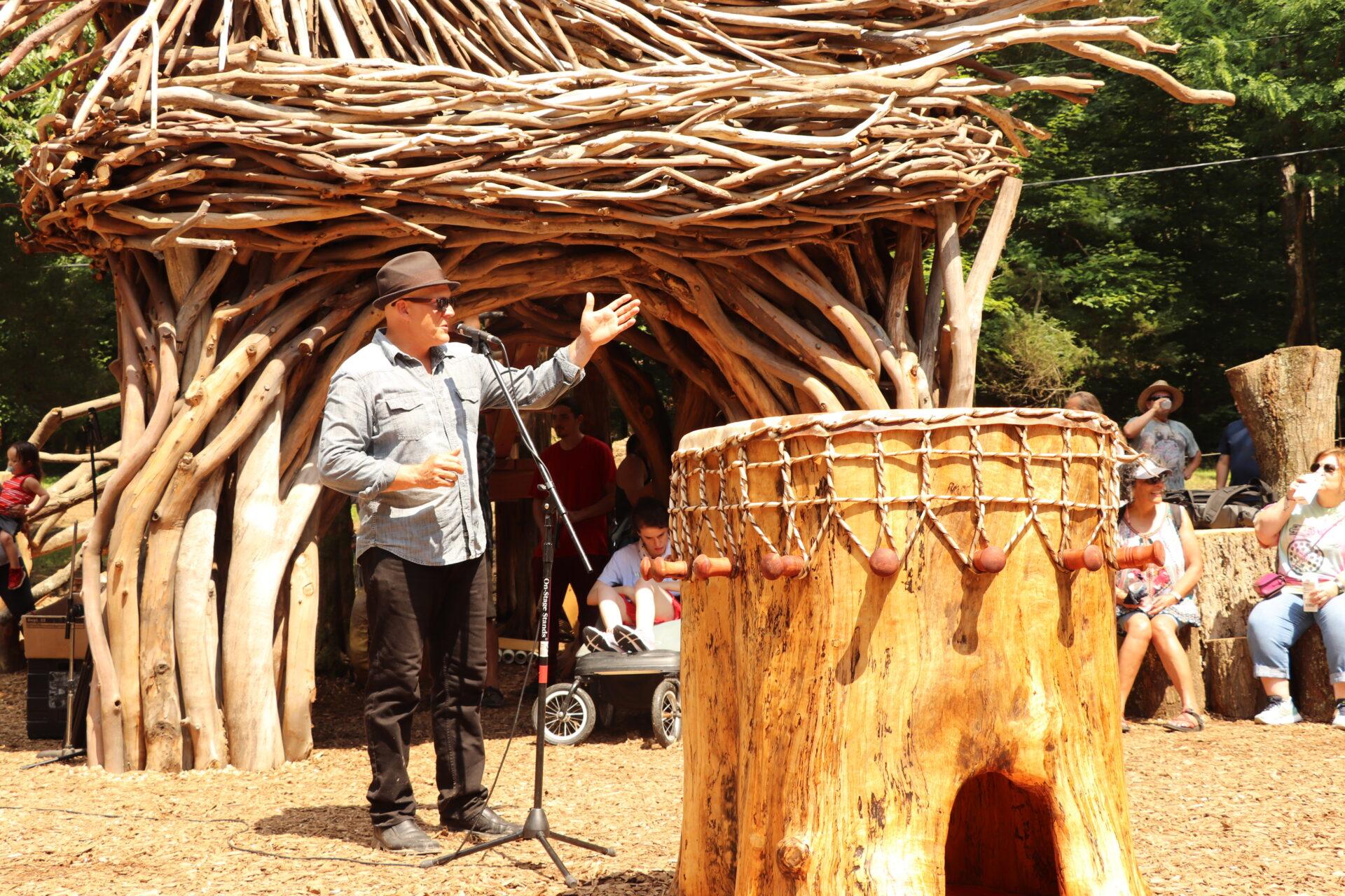 Spirit Nest Drum