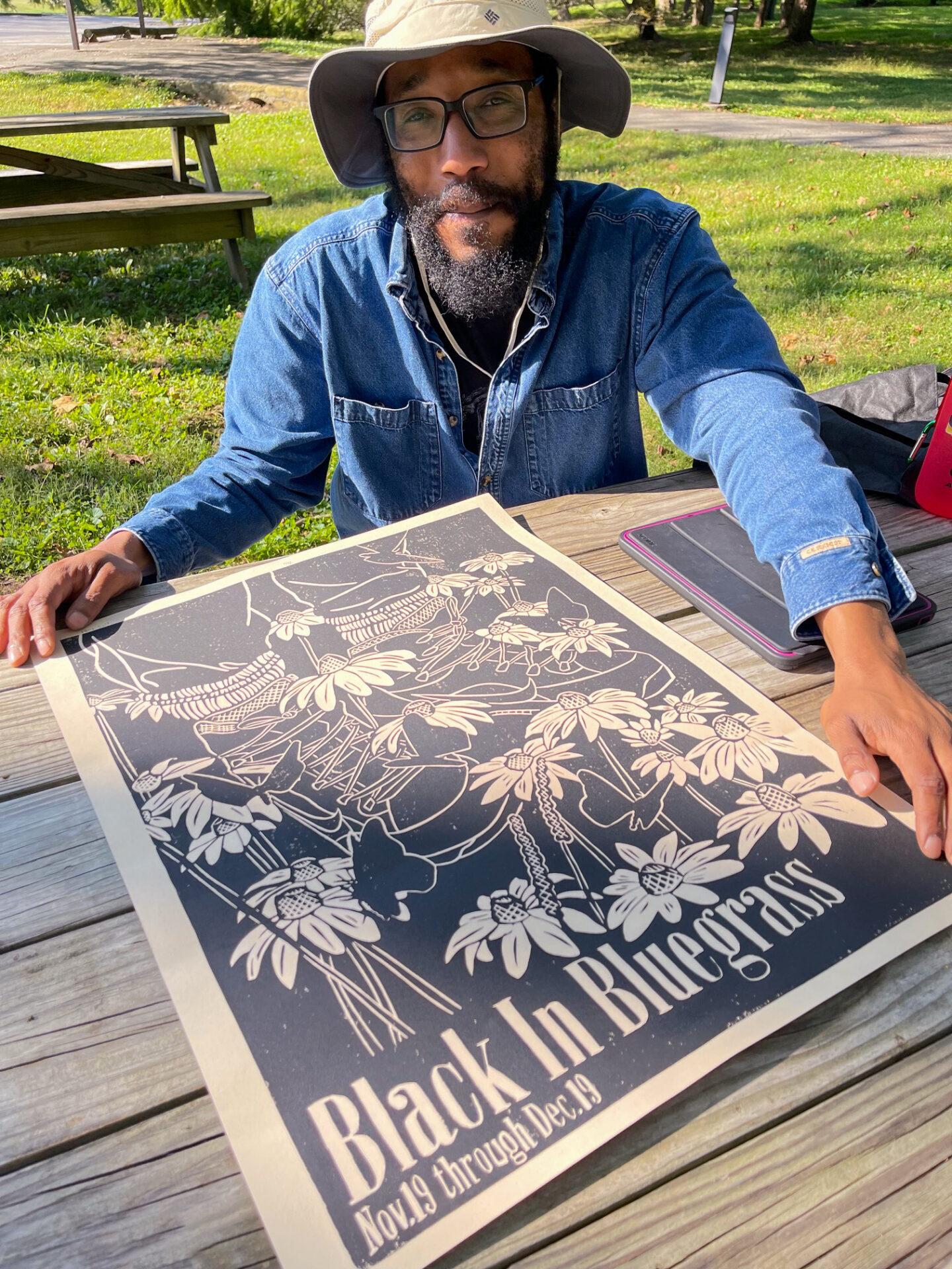 2021 AIR Norman Spencer Celebrates Black Joy in Nature